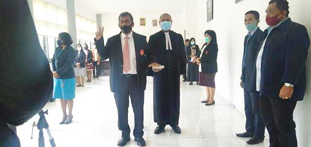 Pelantikan Kaprodi S1 Ilmu Hukum