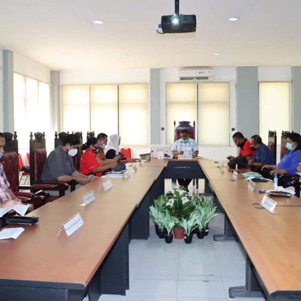 Pemilihan Ketua Senat FH UNPATTI